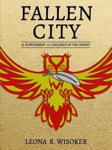 Fallen City Cover Art